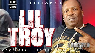 Lil Troy Explains Pimp C/Scarface Beef, talks Wanna Be a Baller, Falling Off & MORE (FULL PODCAST)