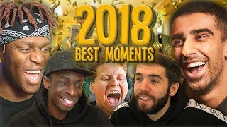 SIDEMEN: BEST MOMENTS OF 2018!