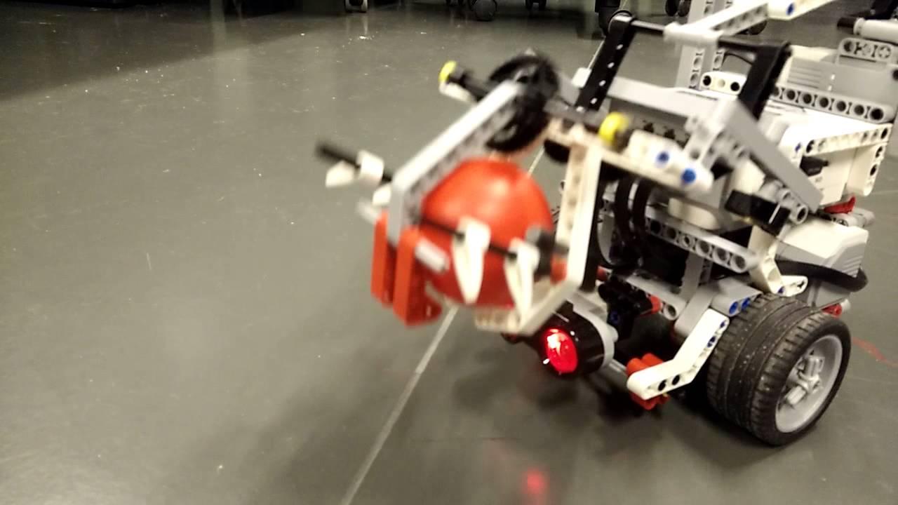 LEGO Ev3 - Madara - Grab and lift