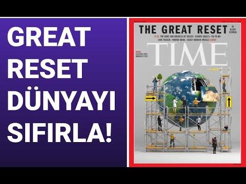 THE GREAT RESET  DÜNYAYI SIFIRLAMA Abdullah Çiftçi
