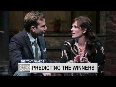 Tony Predictions with Michael Riedel