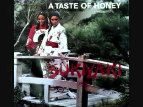 A Taste Of Honey Sukiyaki Lyrics