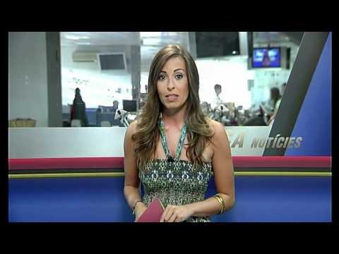 Elisabet Cortiles - Avance informativo BarçaTV Futbol Club Barcelona Television