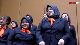 Tu Jo Mila & Chicken Kuk-Doo-Koo (Medley) performed by MSU Choir at #MSUConvo24