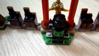 Трейлер лего ниндзяго