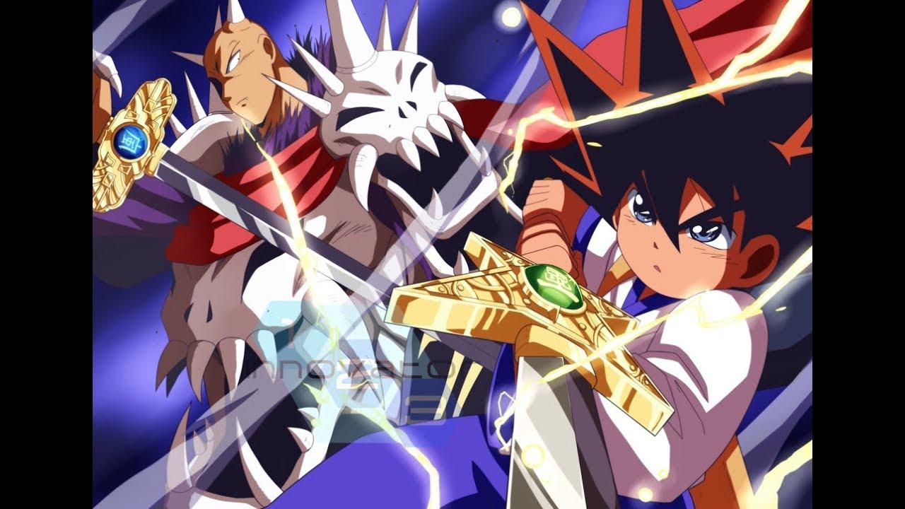 Download Kenyuu Densetsu Yaiba Opening (The Legend Of Swordmaster Yaiba)