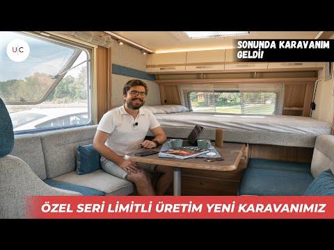 Özel Seri Limitli Üretim Yeni Karavanımız | Fendt-Caravan Bianco Emotion 445 FH | U CARAVAN