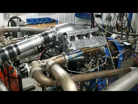 2,000+HP Custom Engine Package - Steve Morris Engines