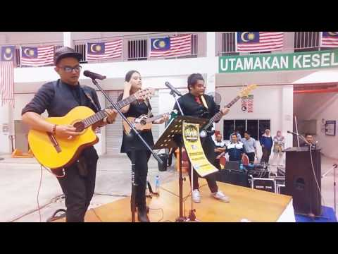 Jomblo Happy - Gamma Band - Acoustic Cover By Riverwalk Buskers
