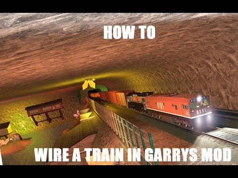 How to wire RLCPT (NEW) Garrys mod train build