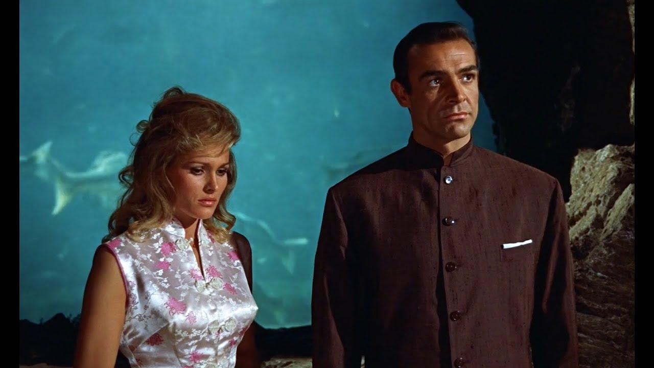James Bond : Dr. No (1962) Action, Adventure, Thriller