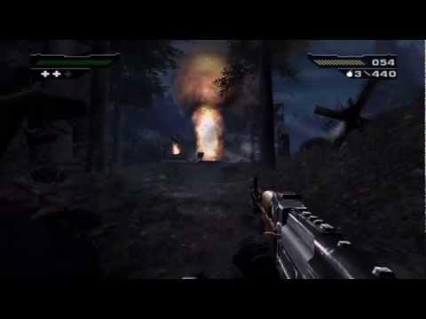 BLACK (PS2) - Mission 2: Treneska Border Crossing