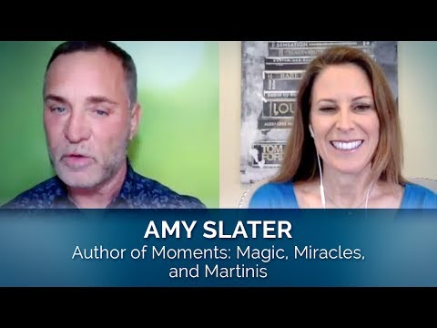.@TheDovBaron #Leadership Show: Amy Slater Author of Moments: Magic, Miracles, and Martinis