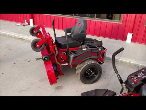 Big Dog BlackJack Flip Up Mower Deck
