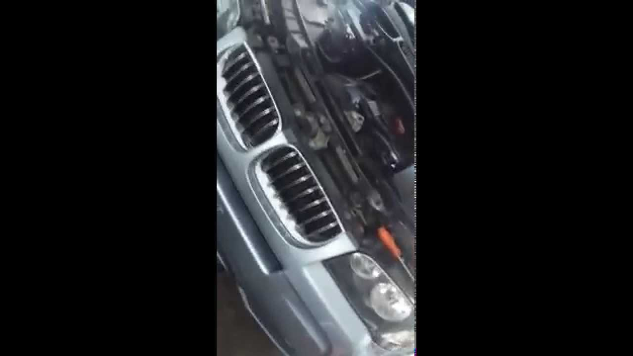 How to replace bmw x3 A/C COMPRESSOR
