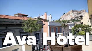 Hotels in Athens, Greece: Ava Hotel & Suites