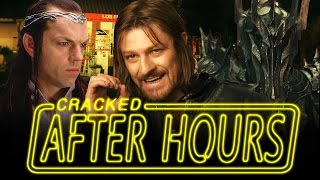 Why Sauron Is Secretly The Good Guy In 'Lord Of The Rings' - After Hours