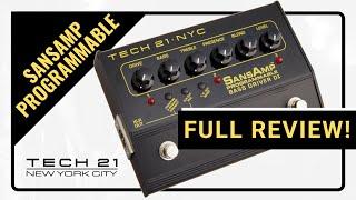 SansAmp Bass DI // Demo & Review