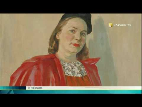 At the gallery №11 (02.07.2017) - Kazakh TV