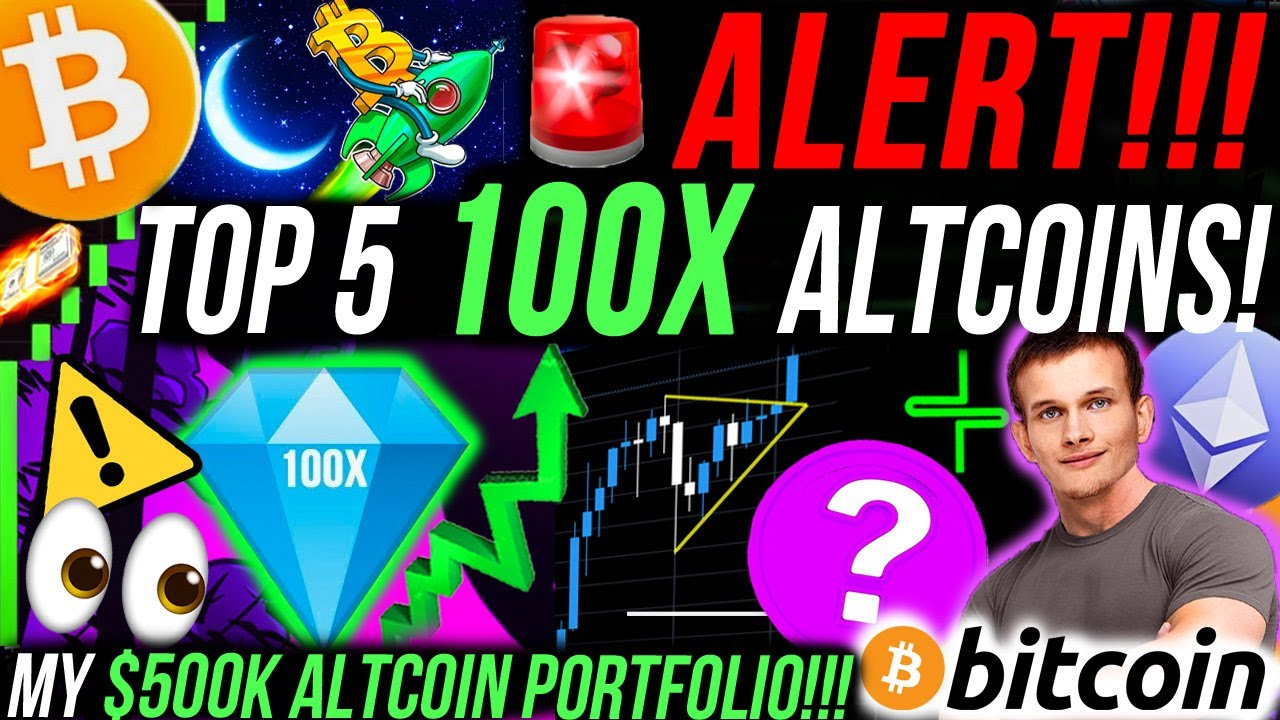 Download ALERT!!🚨I INVESTED $500,000 INTO THESE 5 LOW CAP ALTCOINS WITH 100X POTENTIAL!!!!!!