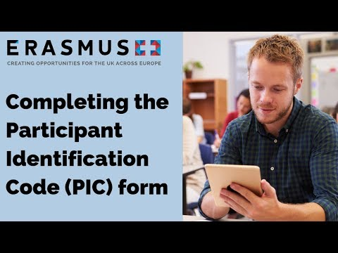Completing The PIC Validation Form