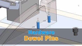 Mechanical Design: Dowel Pins