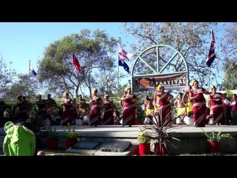 Samoa Matalasi - OC Pacific Islander Festival 2015