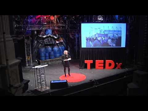 Perseverance Pays | Sue Owen | TEDxWhitehallWomen