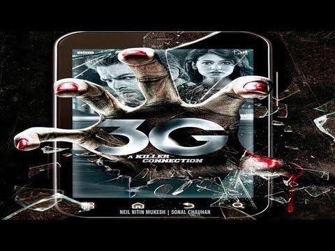 First Look Neil Nitin Mukesh & Sonal Chauhan in The Horror Film '3G'