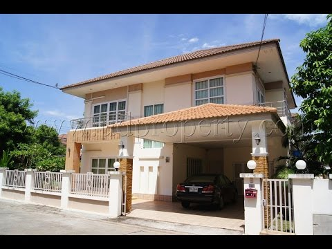 Sittarom Udon Thani House For Rent