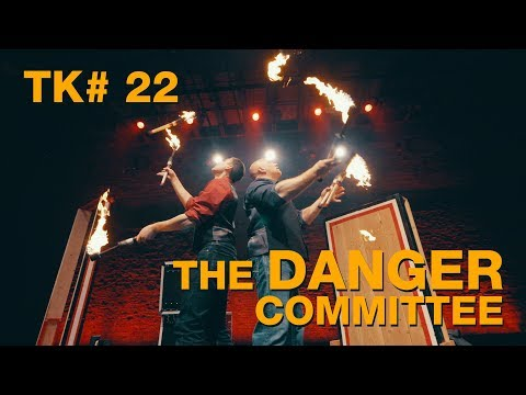TK - 022 - The Danger Committee DVD Shoot