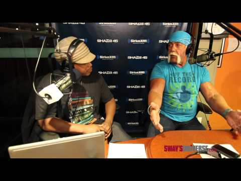 Hulk Hogan Speaks on Sex Tape and clarifies Publicity Stunt Rumors on #SwayInTheMorning