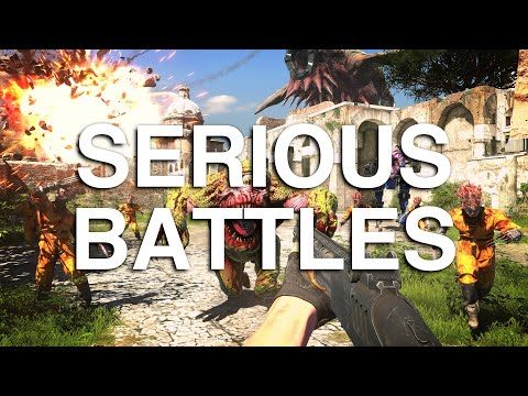 Serious Sam 4 - Serious Battles