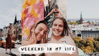 Weekend in my life: HELSINKI VLOG