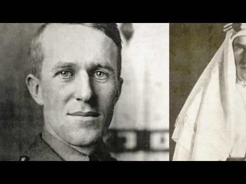 Comparing History with Lawrence of Arabia