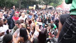 KCC @ Notting Hill Carnival 2012 Monday