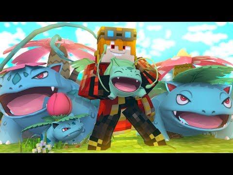 Minecraft : NUMERO 1 DA POKEDEX ! - Professor Pokemon #47 ‹ MayconLorenz ›