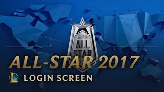 All-Star 2017 | Login Screen - League of Legends