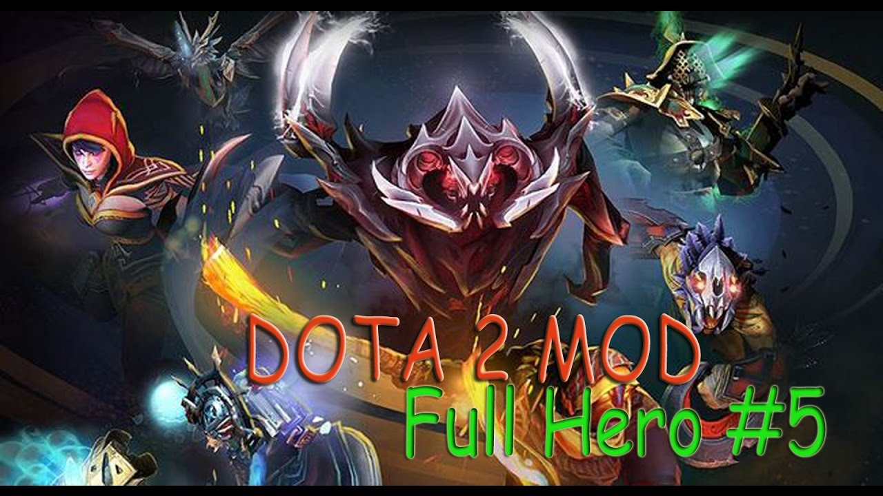 Dota 2 Mods   Legion TD and Chill - YouTube