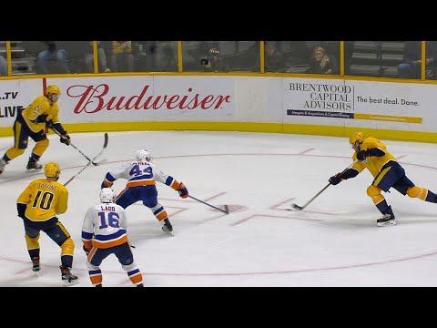 10/28/17 Condensed Game: Islanders @ Predators