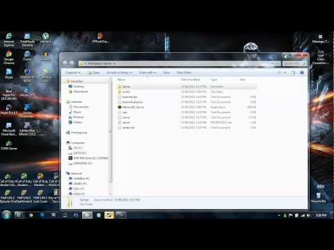 how-to-set-up-a-minecraft-server-port-forwarding-1.9-pre-release-4-1.8-and-1.8.1-voice-tutorial