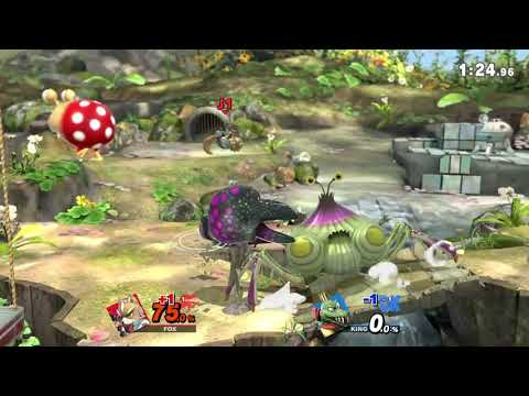 Super Smash Bros. Ultimate - Welcome To Dinosaur Planet