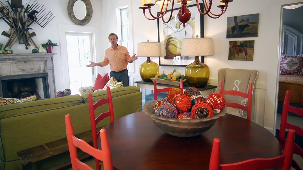 Living room reveal ghc in depth with p allen smith for P allen smith living room