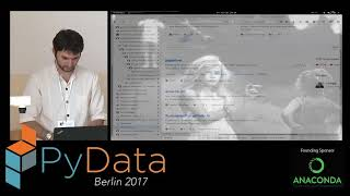 Adrin Jalali - The path between developing and serving machine learning models.