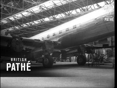 Tudor Plane Muddle (1948)