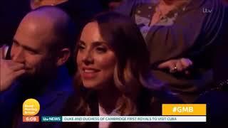 Mel B on Piers Morgan's Life Stories - Sex with Geri Halliwell #Spicegirls20
