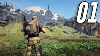 Ghost Recon: Breakpoint - Part 1 - The Beginning