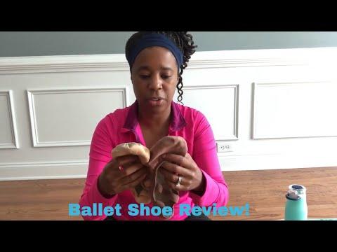 Flat Ballet Shoe Review!  (Capezio and Bloch)