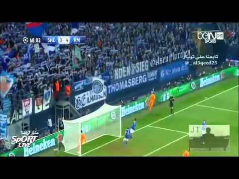 Футбол реал мадрид шальке 04