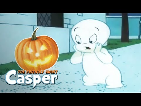 👻Hooky Spooky 👻Halloween Special 👻Casper Full Episode 👻Kids Cartoon